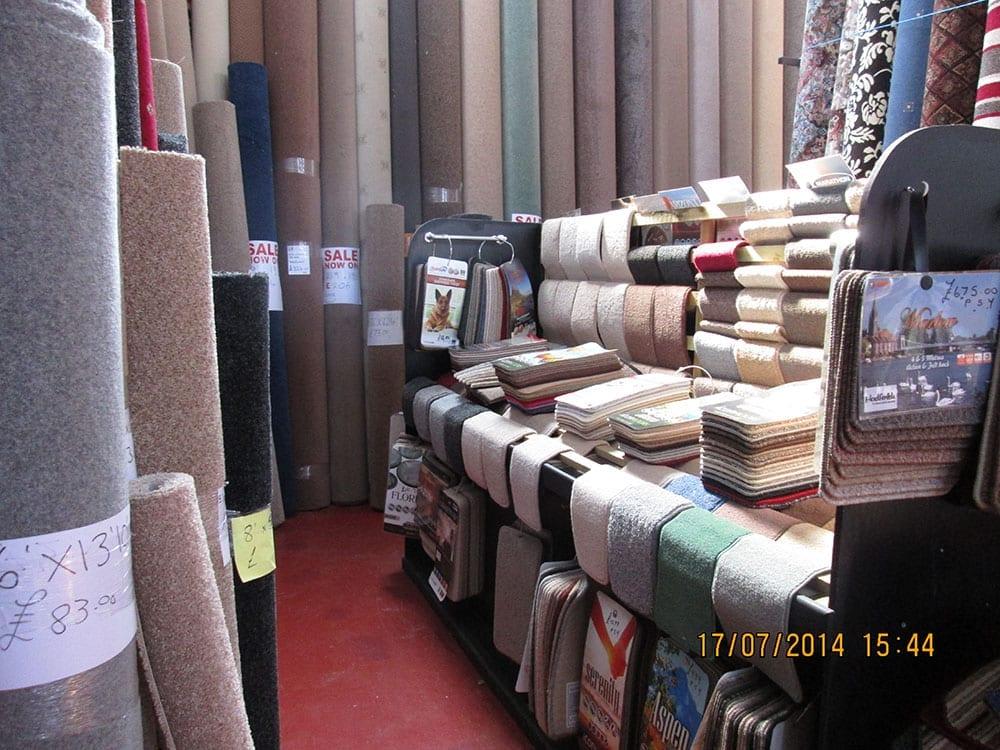 Manchester House Carpets Interior